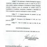Lei Municipal n.º 2.700 de 03 de abril de 2009 - Faculta a adesão ao plano de saúde do IPERGS 02