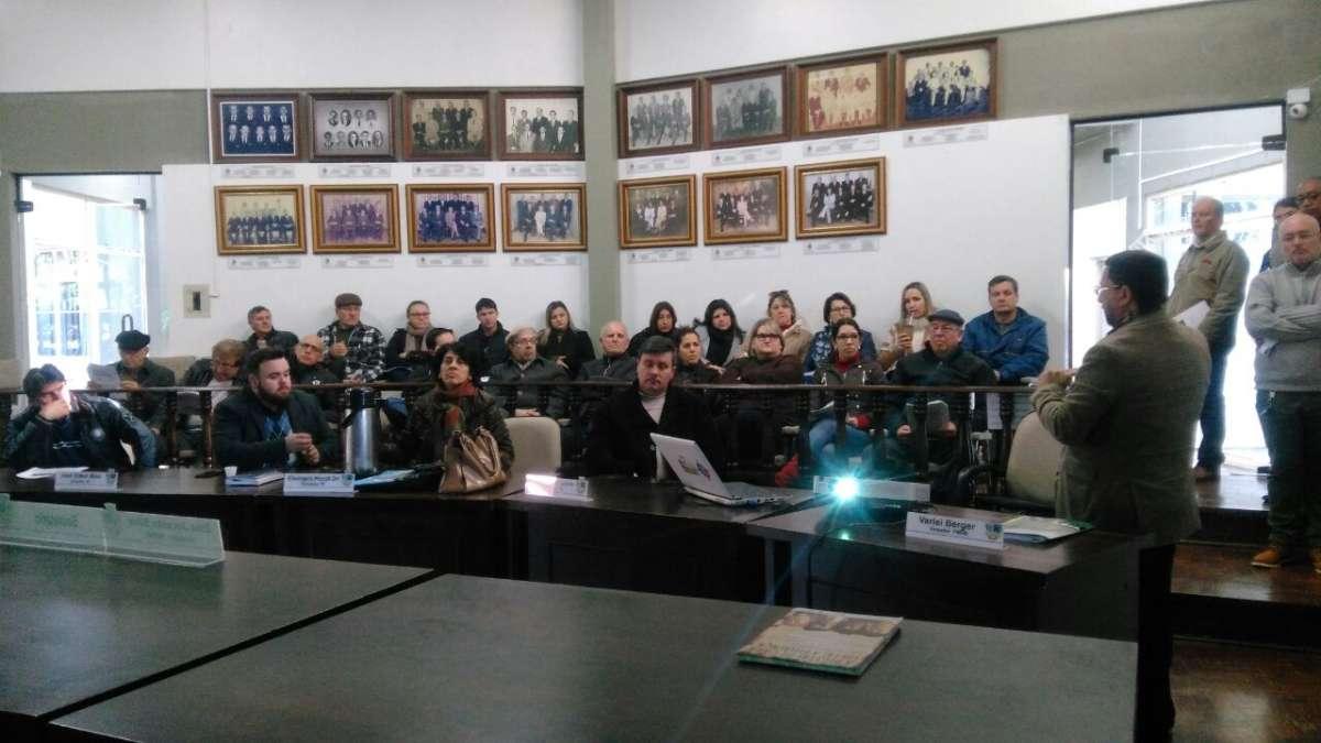 Audiência pública sobre Plano Plurianual 2018-2021
