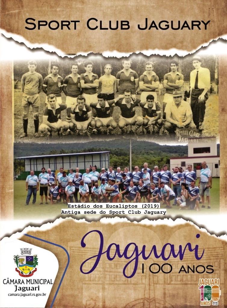 Notícia sobre SPORT CLUB JAGUARY