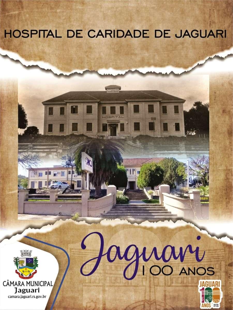 Notícia sobre HOSPITAL DE CARIDADE DE JAGUARI