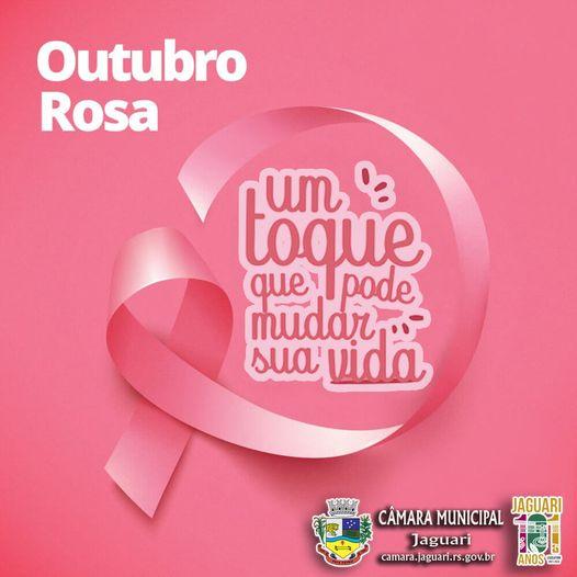 Notícia sobre Outubro Rosa – Mês da prevenção do câncer da mama